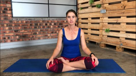 Yoga for Runners breathing